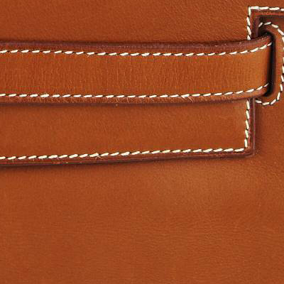 Hermes Barenia Leather