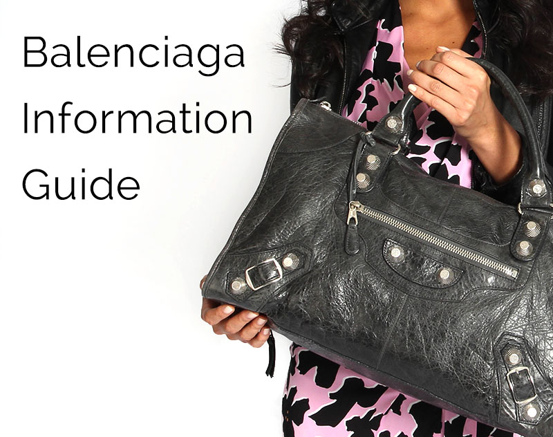 Balenciaga Information Guide