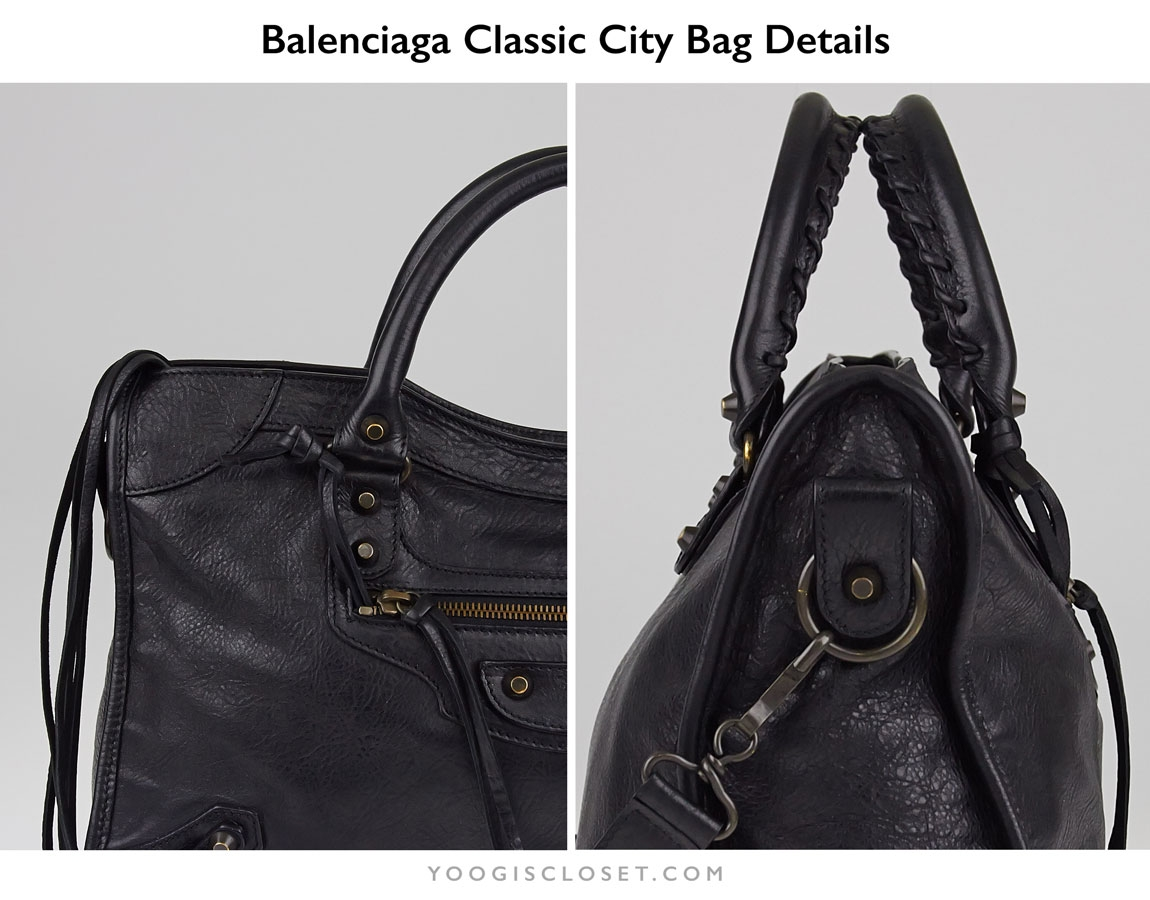 Balenciaga Arena Classic City Bag