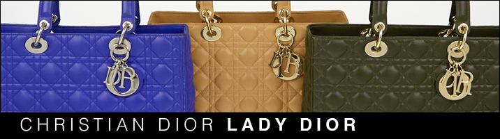 Christian Dior Lady Handbag boutique