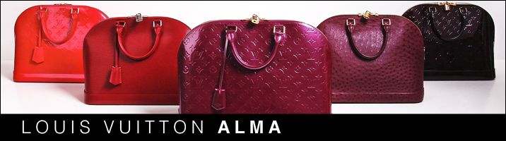 Louis Vuitton Alma boutique