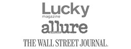 Yoogi's Closet mentioned in Lucky, Allure, and Wall Street Journal