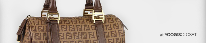 Authentic Pre-owned (Used) Fendi