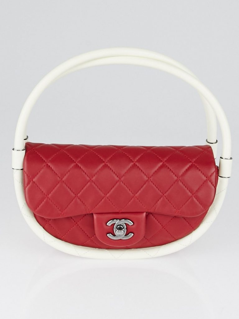 Chanel Small Hula Hoop Bag