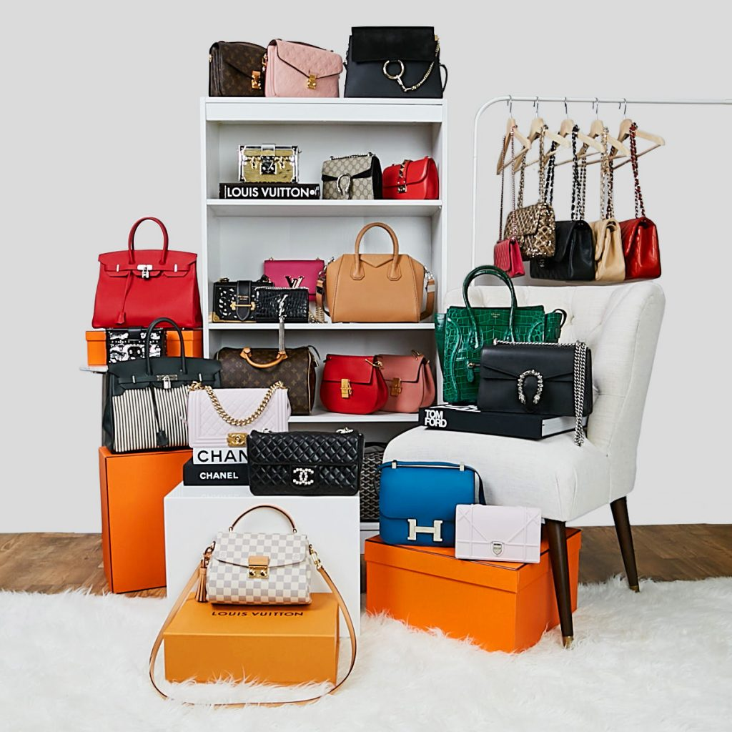 Buy and sell pre-owned handbags from Louis Vuitton, Chanel, Hermes and Chanel | YoogisCloset.com