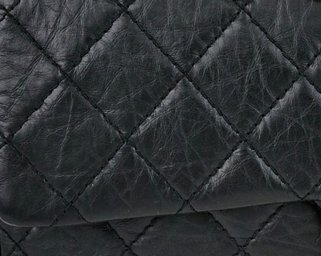 Chanel 2.55 Reissue Diamond Quilted Calfskin Leather