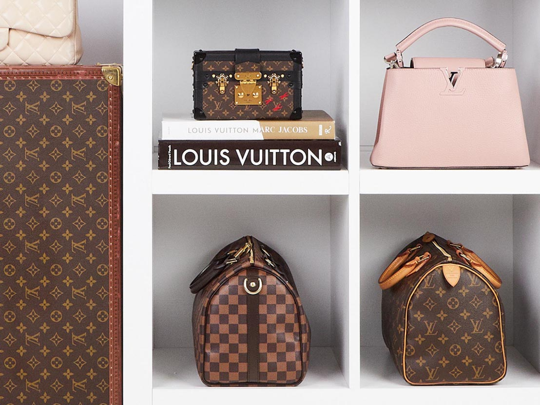 Louis Vuitton Handbag Collection | YoogisCloset.com