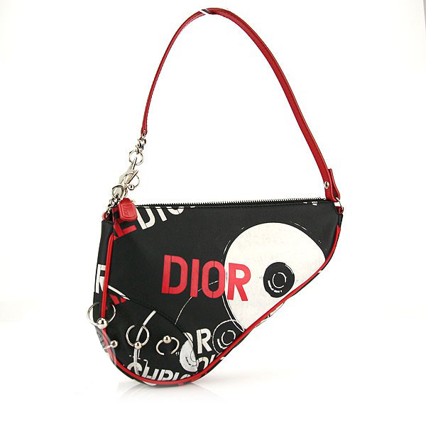 Vintage Dior Saddle Bag | Yoogi's Closet Authenticated Pre-Owned Luxury yoogiscloset.com